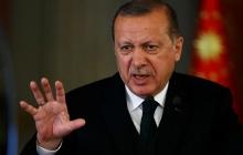 """Эрдоган заявил о расширении операции """"Оливковая ветвь"""": лидер Турции пообещал вытеснить курдов до границы с Ираком"""