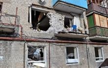 Переселенец из Донецка стал невыездным из-за неуплаты налога за разрушенное террористами жилье