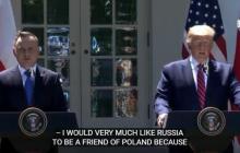 Президент Польши выступил с сенсационной речью о дружбе с Россией