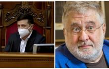 СМИ пояснили, почему Зеленский выбрал МВФ, а не дружбу с Коломойским