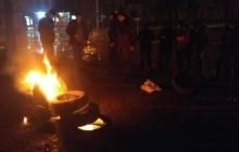 Кровь и огонь: около российских посольств в Украине люди устраивали акции из-за захвата кораблей – кадры