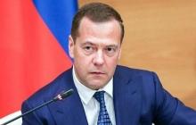 Медведев нервно отреагировал на предложение вернуть Крым