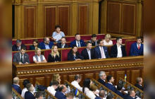 """""""Это к президенту"""", - Арахамия анонсировал увольнение нескольких министров"""