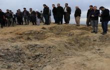 Появились кадры с результатами иранской атаки на военные базы США в Ираке