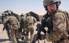 В Ираке нанесен ракетный удар по базе Эт-Таджи с сотнями военных США: первые подробности
