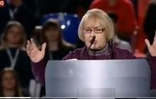 Ада Роговцева покорила зал словами о Порошенко, легенде рукоплескали тысячи человек: ее речь произвела настоящий фурор - видео