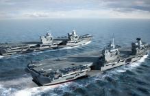 """""""Возрождение империи"""", - Британский флот начинает активную борьбу против российских подлодок"""
