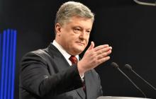 Порошенко приехал в Запорожье: появилось видео, как жители города встретили экс-президента