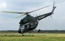В Сумской области разбился вертолет Ми-2: СМИ сообщили грустную новость о том, что произошло с пилотом