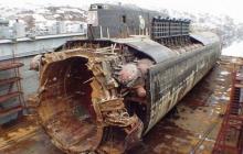 """Выяснилась вся правда о трагедии подводной лодки """"Курск"""": что увидели водолазы на затонувшей субмарине"""