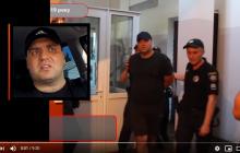 """Избивший ветерана АТО блогер Сороченко перепугался в суде при виде бойцов """"Азова"""": это видео надо видеть"""