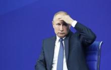 """Песков сплюнул, говоря о здоровье Путина и его заболевании коронавирусом: """"Тьфу-тьфу-тьфу"""""""