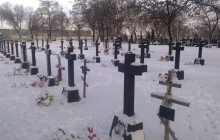 """""""Не раз оскверняли"""", - на Донбассе показали """"растущее"""" кладбище соратников убитого главаря ''ЛНР'' - фото"""