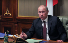 Путин сильно напуган военной базой ВМФ Украины в Бердянске - Москва готовится к войне в Азовском море