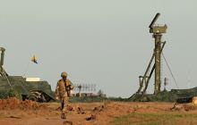 Авиация и ПВО ВСУ готовятся поражать вражеские цели - кадры с полигона под Херсоном