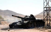 СМИ: турецкие дроны разбомбили ключевую базу российских наемников и Хафтара в аль-Ватыйя, фото