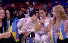 """""""Евровидение - 2018"""": MELOVIN укусил ведущую в прямом эфире"""