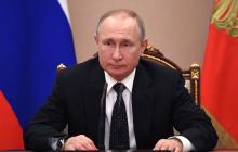 Рубль упал еще больше после экстренного обращения Путина по ТВ