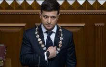 Зеленский обратился с просьбой к народу Украины из-за провала своего законопроекта о выборах