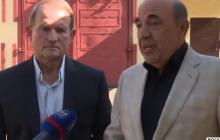 Медведчук с Рабиновичем срочно отбыли в Москву с салом и конфетами - все подробности