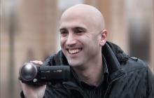 Акт вандализма: пропагандист Кремля Филлипс побывал на могиле Степана Бандеры – видео