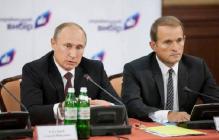 Медведчук раскрыл, что обсуждал с Путиным