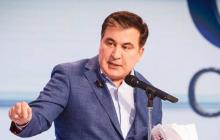 """Саакашвили анонсировал """"головную боль"""" для украинских коррупционеров"""