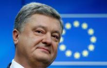 """Порошенко сообщил о победе на Донбассе: """"""""ЕС"""" и тут сделала """"Слуг народа"""""""""""