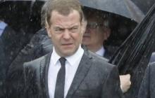 """""""Умер, сбежал, сошел с ума или накололся ботоксом"""", - в Сети выясняют, куда пропал премьер-министр России Медведев"""