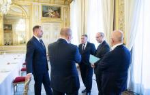 Ермак с министром обороны Тараном вылетел в Париж из-за Донбасса - детали визита