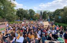 """""""За цирк без животных"""", - в 24 городах Украины стартовал Марш зоозащитников: кадры"""