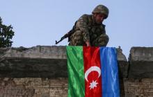 Азербайджанцы возвращаются в Лачин впервые за 28 лет - кадры отправления колонны военных