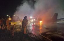 На Филиппинах при взлете рухнул пассажирский самолет Lion Air: все пассажиры погибли, фото