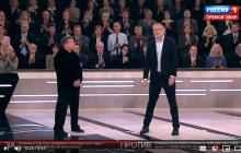 На росТВ громкий скандал с украинским экспертом: видео, как гостя с оскорблениями выгнали из студии