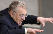 Жириновский неожиданно признался в том, что ждет момента, когда Украина первой нападет на Россию