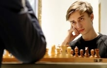 Молодой российский гроссмейстер заявил, что Крым украинский, и назвал Путина захватчиком