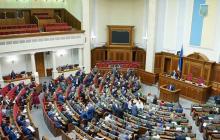 """Рейтинг партий в Украине: уровень поддержки """"слуг народа"""" заметно упал"""