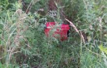 Прохожие обнаружили чемодан с трупом 3-летнего ребенка в Черновцах