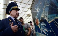 Умер космонавт Алексей Леонов: он первый в мире человек, который вышел в открытый космос