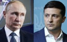 """Зеленский прокомментировал слова Путина о том, что """"Украина - не страна"""""""