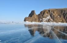 Янукович-младший выехал на тонкий лед Байкала ради селфи, - СМИ