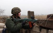 Обстрел Донецка: ранена мирная жительница и два боевика