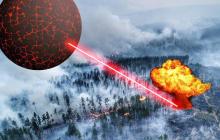 Рептилоиды с Нибиру атаковали склады в Красноярске, прикрыв полномасштабное вторжение на Землю