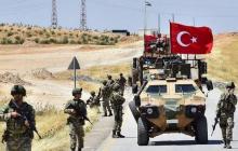 Расстрел российской авиацией колонны турецкой армии в Идлибе: источник сказал, что произошло