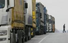 Российская блокада: власти РФ отпустили домой около 17 грузовиков Украины, - Пивоварский