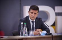 """Зеленский раскритиковал """"минский формат"""" и пояснил важность роли Путина в переговорах"""