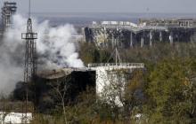 """Боевики устроили под Донецком адский бой: """"Прилеты сильные, ДАП грохочет, все вокруг ходуном ходит"""", - соцсети"""