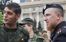 Ликвидированные Захарченко, Гиви и Моторола стали персонажами популярного в Сети флешмоба - кадры