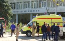 """Как """"надежная"""" охрана колледжа пустила Рослякова с кучей взрывчатки и оружием: """"власти"""" Крыма не признают вину"""