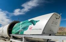 Компания Илона Маска показала капсулу Hyperloop для мультискоростного передвижения. Опубликованы захватывающие кадры